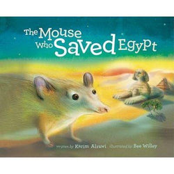 Tradewind Books - Karim Alrawi - The Mouse Who Saved Egypt