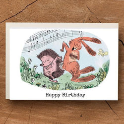 Pickle Punch - Card - Dancing Birthday