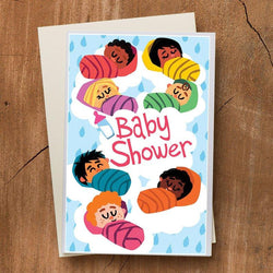 Pickle Punch – Greeting Cards - Baby Shower