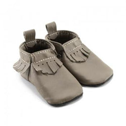 Mally Design - Mally Mocs - Leather - Latte