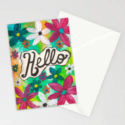 Kathleen Tennant - Card - Hello