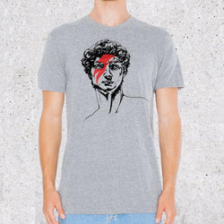 Robbie Vergara - t-shirt - david