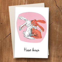 Pickle Punch – Greeting Cards - Huge Hugs