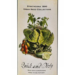 Strathcona 1890 - Quick & Dirty Seeds Tin