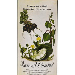 Strathcona 1890 - Rare & Unusual Seeds Tin