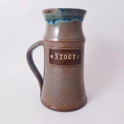 Willowcraft Pottery - Stein – Stout