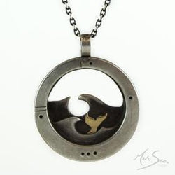 Mersea Studio - Necklace - Home Is Where The Waves Are