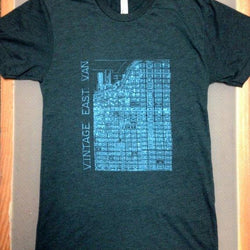 The Hive Printing - Unisex T-shirt - vintage east van
