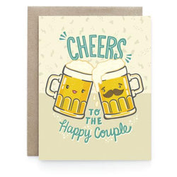 Art & Soul Creative Co - Card – Laura Uy - Cheers & Beers