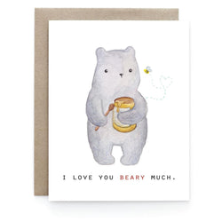 Art & Soul Creative Co - Card – Laura Uy - Love you beary much