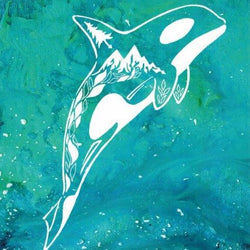 Art & Soul Creative Co - Prints - Blue Orca