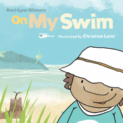 Tradewind Books - Kari-Lynn Winters - On My Swim