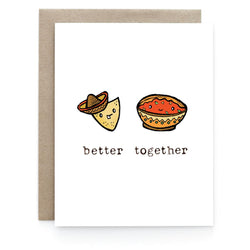 Art & Soul Creative Co - Card - Chip + Salsa