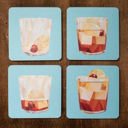 Justindeed - Coaster Set – Tumbler Time-lapse