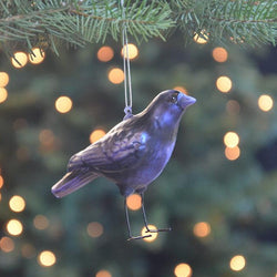 Vancouver Christmas Ornaments - Crow