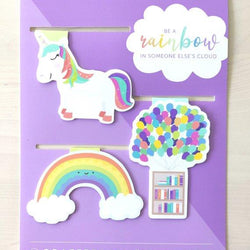 Craftedvan - Bookmark - Rainbow Gift Set