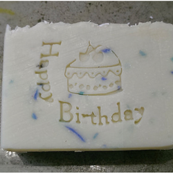 Be Clean Naturally - Soap Bar – Happy Birthday