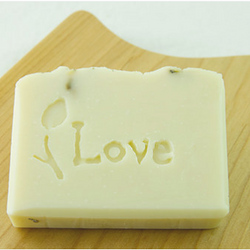 Be Clean Naturally - Soap Bar – Love