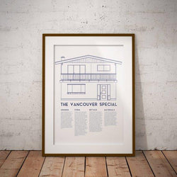 TypeCart - Vancouver Special Print