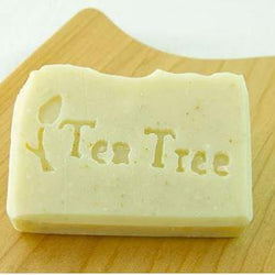 Be Clean Naturally - Soap Bar – Tea Tree