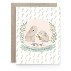 Art & Soul Creative Co - Card - A Million Carrots