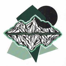 Art & Soul Creative Co - Prints - Geo Mountains