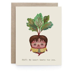 Art & Soul Creative Co - Card – Beet Farmer