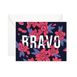 Linden Paper Co. - Cards - Bravo