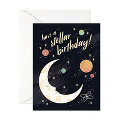 Linden Paper Co. - Cards - Stellar Birthday