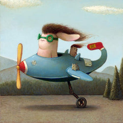 Kristian Adam- Prints – Fly Boy