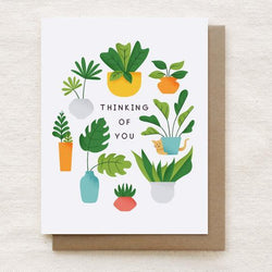 Quirky Paper Co. - Card - Plants