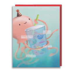 Studio Vcky - Card - Small Straw