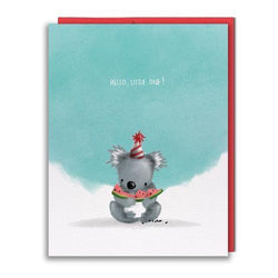 Studio Vcky - Card - New Baby Koala