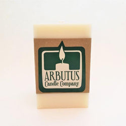 "Arbutus Candle Company - Soy Wax - 2.5""x 2.5""x 4"" Square Pillar"