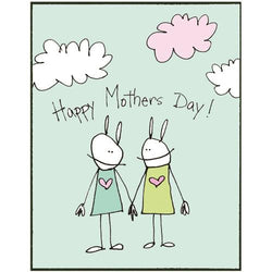 RabbitRabbit - Card - Happy Mother's Day!