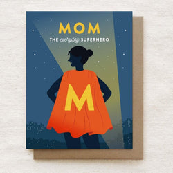 Quirky Paper Co. - Card - Superhero Mom