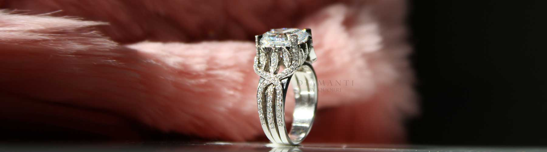 Red Carpet Engagement Rings