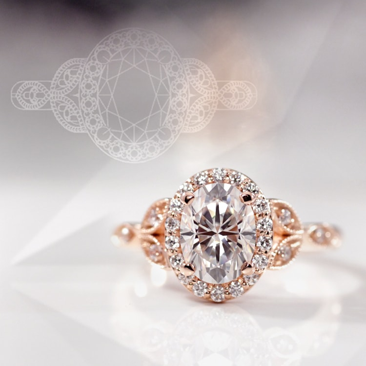create your own custom engagement ring canada