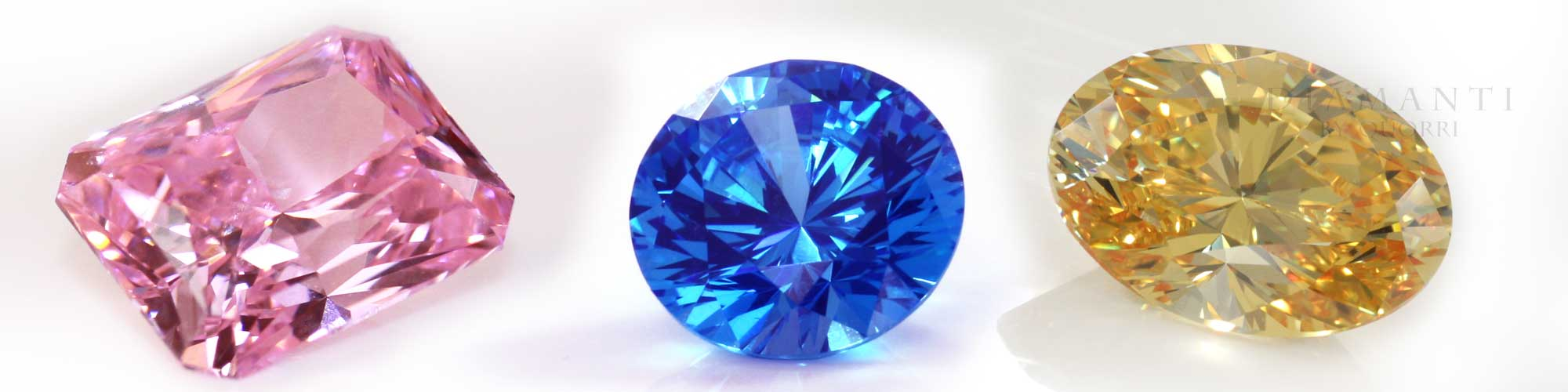 loose cultured puregem sapphire gemstones and rings at Quorri Canada