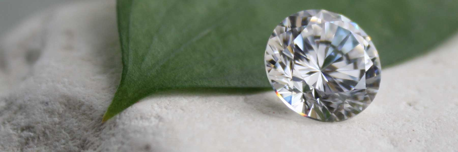 Affordable man made diamonds by Quorri in Canada