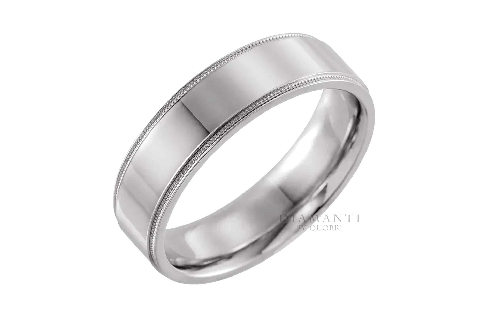 low cost mens wedding bands by quorri canada