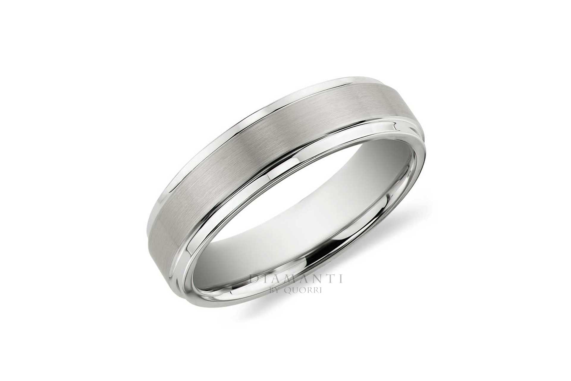 low cost gold mens wedding bands by quorri canada