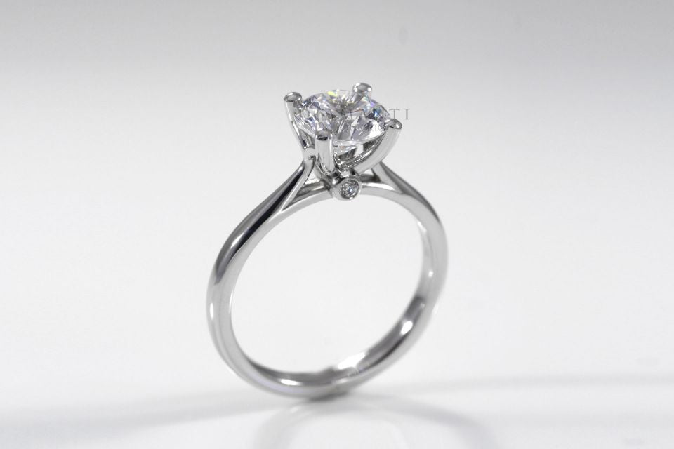 lab grown diamond engagement rings made in canada quorri
