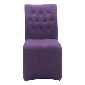 Hyper Dining Chair Purple