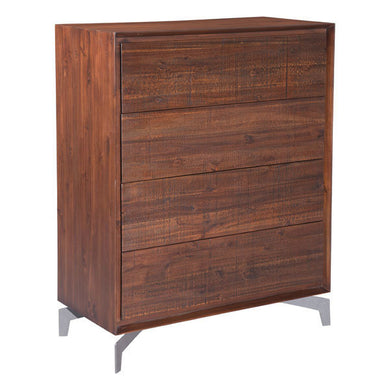 Perth High Chest Chestnut