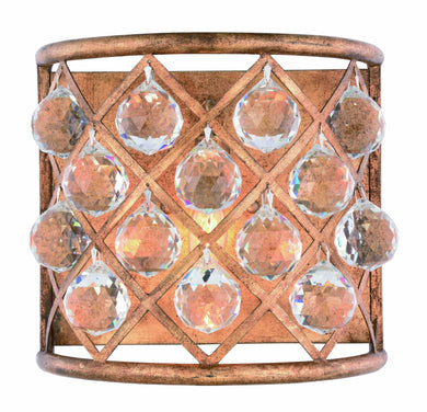Madison Collection Wall Sconce W:11.5