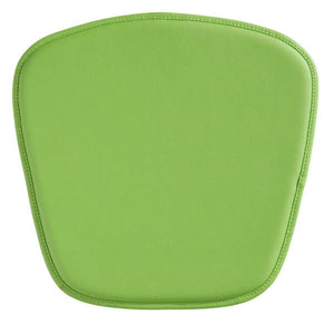 Wire/Mesh Chair Cushion Green