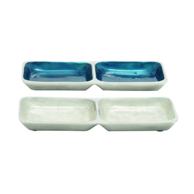 Versatile Aluminum Section Tray 2 Assorted