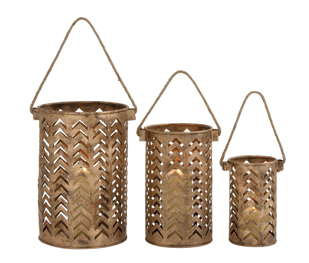 Exclusive Unique Styled Metal Lantern