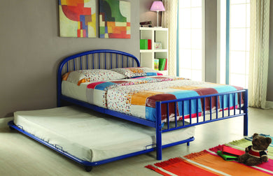 Acme Cailyn Full Bed, Blue